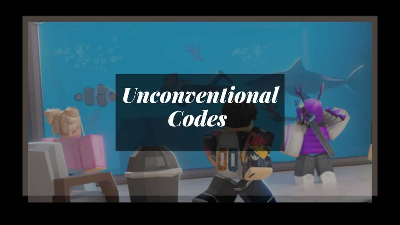 Unconventional Codes