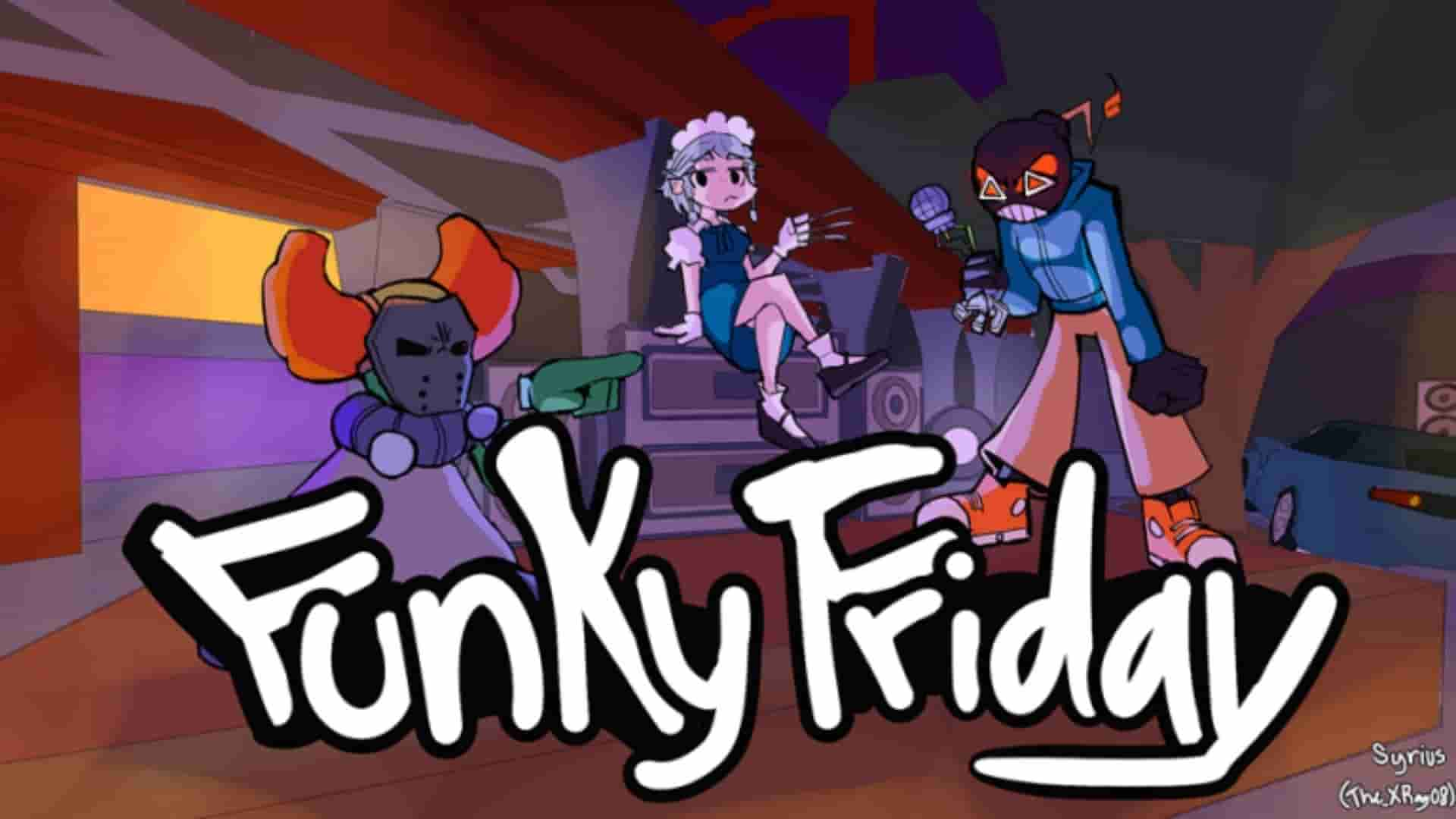 Funky Friday Codes
