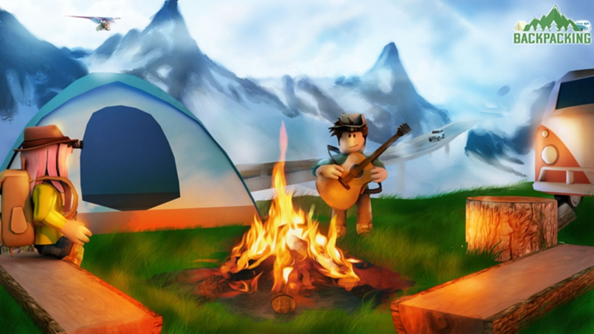 Roblox Backpacking Codes