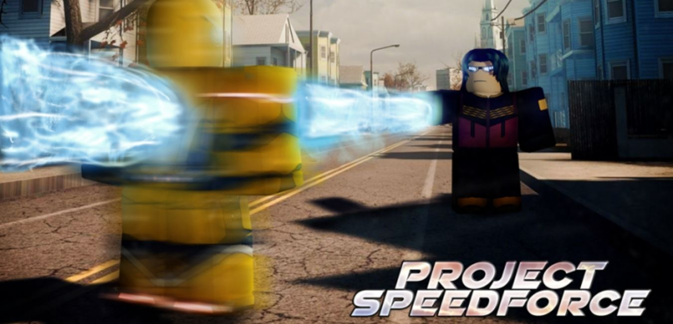 Roblox The Flash: Project Speedforce Codes